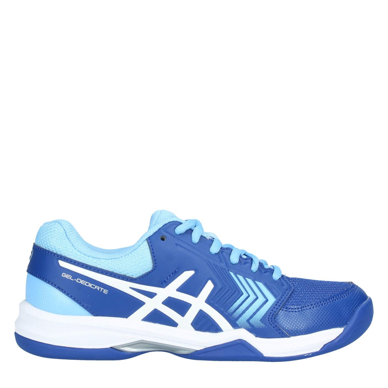 Asics Damen Tennisschuhe Gel-Dedicate 5 Indoor hellblau (299) 39EU
