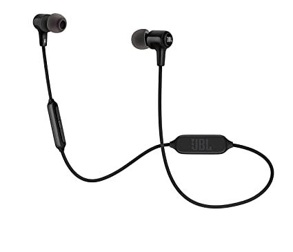 4989cfdc7f2 JBL E25BT Signature Sound Wireless in-Ear Headphones with Mic (Black): Buy  JBL E25BT Signature Sound Wireless in-Ear Headphones with Mic (Black)  Online at ...