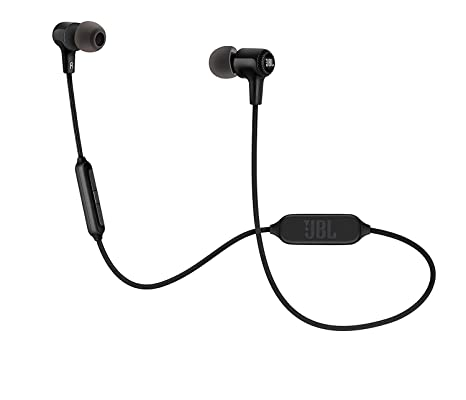 79a32c3f5 JBL E25BT Signature Sound Wireless in-Ear Headphones with Mic (Black)  Buy  JBL E25BT Signature Sound Wireless in-Ear Headphones with Mic (Black)  Online at ...