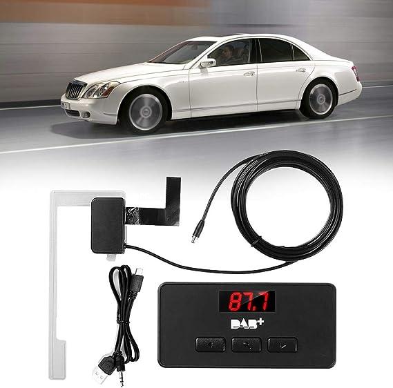 Adminitto88 - Radio digital DAB para coche (compatible con todos ...