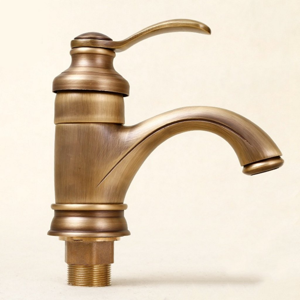 Daeou Washbasin basin faucet, hot and cold basin bathroom faucet, kitchen faucet