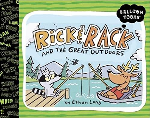 ObtenerBalloon Toons: Rick & Rack and the Great Outdoors en español PDF DJVU FB2 by Ethan Long 1609050347