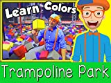 Fun Indoor Trampoline Park for Kids with Blippi