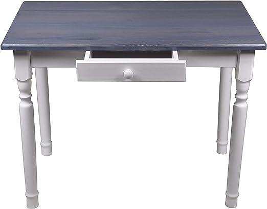 Magnetic Mobel Esstisch mit Schublade Küchentisch Tisch