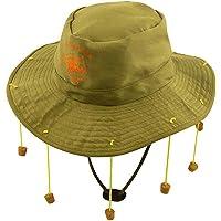 Islander Fashions Mens Australian Cork Hat Adults Australia Outback Stag Do Fancy Dress Accessory One Size
