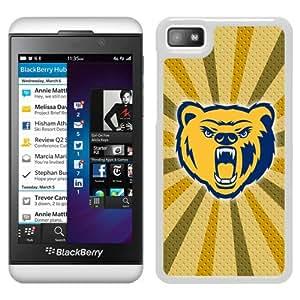 NCAA Northern Colorado Bears 5 White Popular Custom Design Blackberry Z10 Phone Case