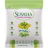 SUSALIA Tostaditas Susalia 155g. (Caja de 10 piezas) | Paquete de Snacks | Botana Artesanal Saludable | Libre de Gluten