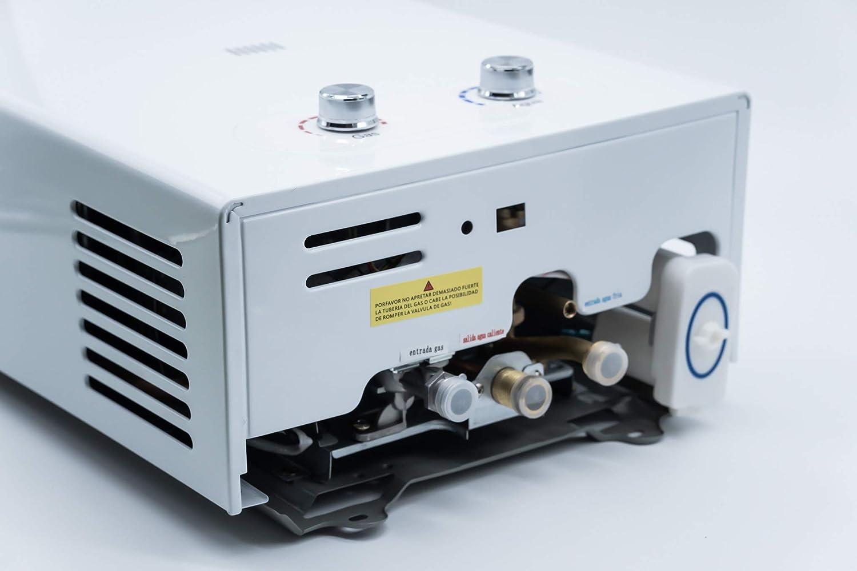 Calentador Atmosferico a Gas Butano 10 Litros ARCA ...