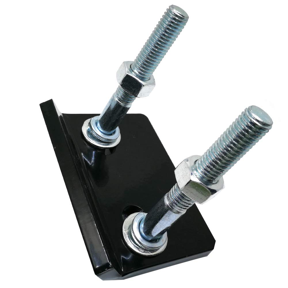 CARROFIX Trailer Hitch Receiver Pin /& Clip Set Fits 1-1//4-Inch and 2-Inch Receivers 5//8-Inch and 1//2-Inch Pin Diameter