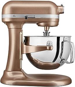 KitchenAid Professional 600 Stand Mixer 6 quart, Toffee Delight (Renewed) (Renewed)