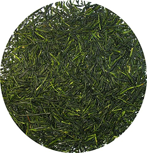 Greenhilltea Premium Gyokuro Japanese Green Tea finest green tea loose leave tea - 1 LB Tea Bag. by GreenHillTea