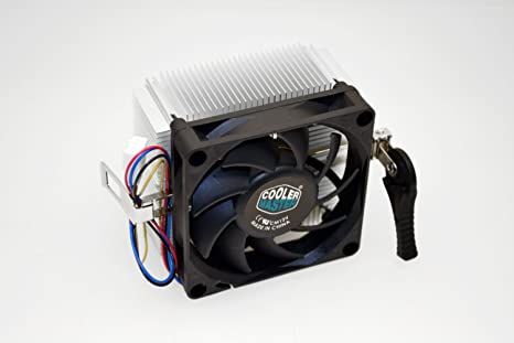 partscollection AM3 de Cooler Master CPU Cooler Ventilador de 4 ...