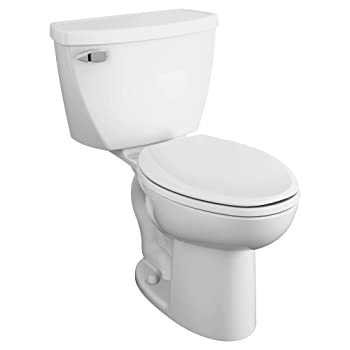 American Standard 2467.016.020 Cadet Right Height Elongated Pressure Assisted Toilet