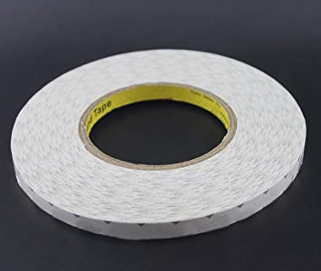 premium selection 40e68 1f936 Rextin 50M Meters 10MM Double Sided Tape Adhesive for 5050 5630 SMD LED  Strip Lights