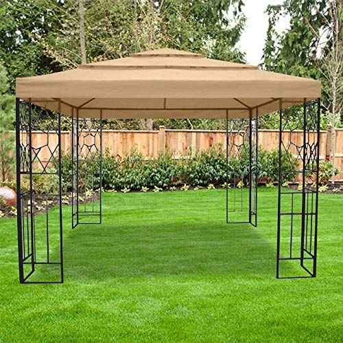 - HealthyBells Replacement Canopy Top for DC America Three Tier - 350