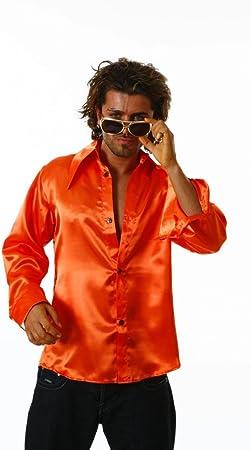 Porno camiseta fiesta camisa Colour naranja para hombre XL: Amazon.es: Juguetes y juegos