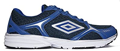 Umbro , Herren Leichtathletikschuhe Weiß Blue/White 39, Weiß - Blue/White - Größe: 41