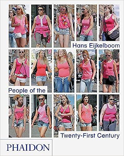 Hans Eijkelboom: People of the Twenty-First Century