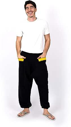 Beach Bisht BinTalon Comfy Pants Size L, Black