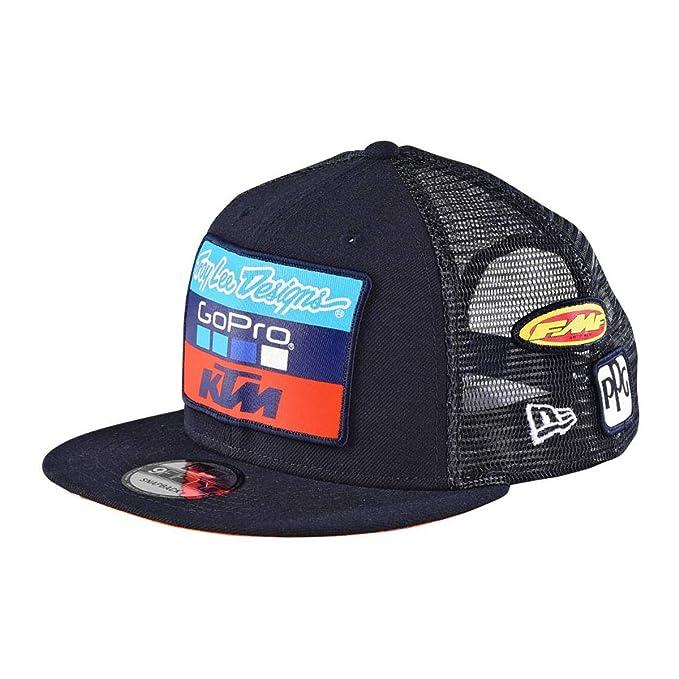 Troy Lee Designs Men s 2017 Team TLD KTM Snapback Hat-One Size ... 3c4a2b9e6f0