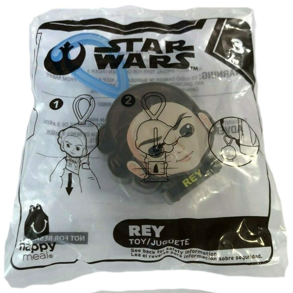 McDonalds 2019 Star Wars Rise of Skywalker #3 Rey