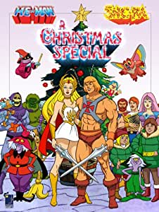 He-Man and She-Ra - A Christmas Special [Import]