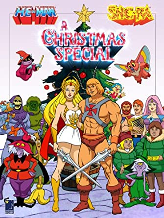 Amazon.com: He-Man & She-Ra - A Christmas Special: Lana Beeson ...
