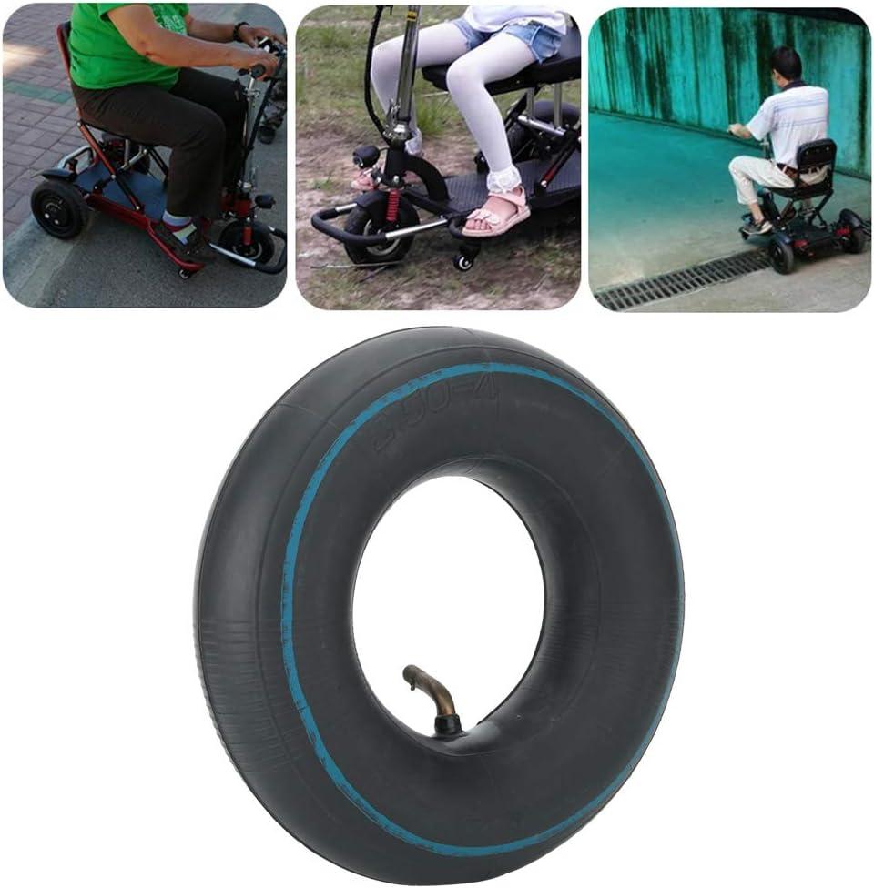 2.50-4 Reifen 8 Zoll Schlauch f/ür Roller Rollstuhl Elektro-Dreirad Mobility Scooter Zubeh/ör f/ür Elektroroller f/ür Erwachsene Antilog Mobility Scooter Schlauch