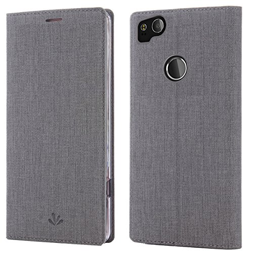 Google Pixel 2 Case, PU Leather Slim Flip Wallet...