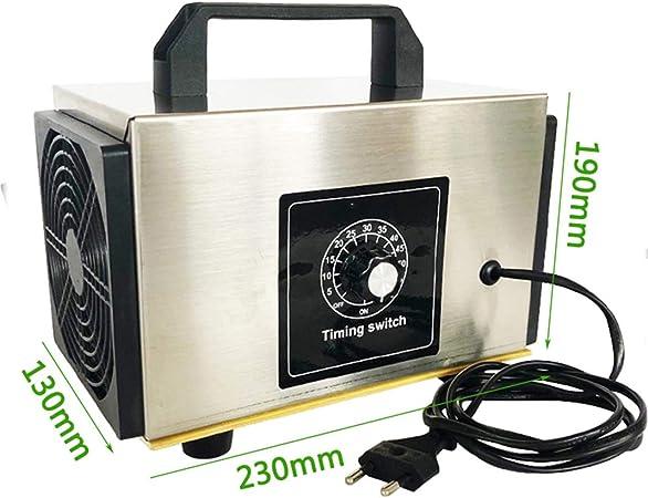 Generador de ozono profesional y purificador de aire potente ...