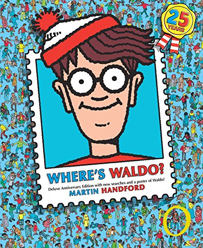 Where's Waldo? Deluxe Edition Book