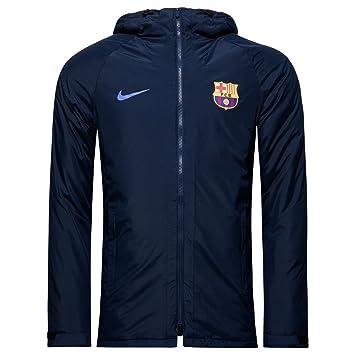 Nike FCB M JKT SQD SDF Chaqueta FC Barcelona a16f80cdde8