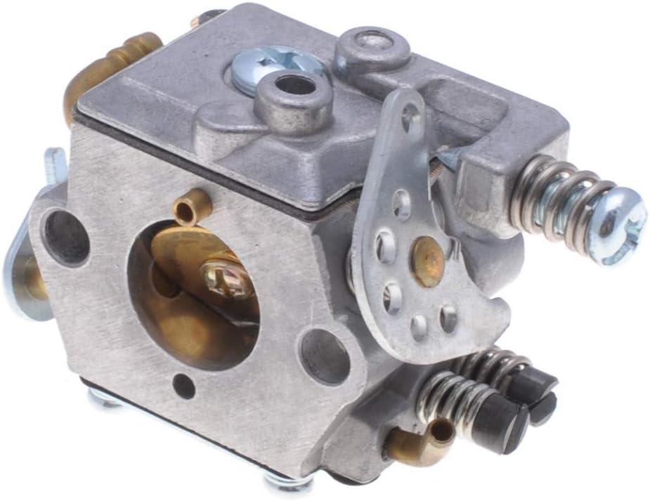 Jardiaffaires carburador adapatble para Motosierra oleo Mac y Efco–sustituye a 2318755dr