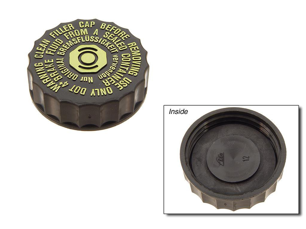 OES Genuine Brake Reservoir Cap for select Mercedes-Benz models by OES Genuine