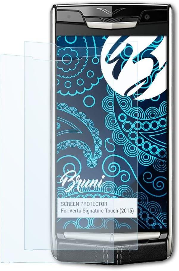 Bruni Película Protectora para Vertu Signature Touch (2015 ...