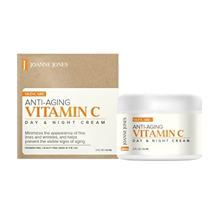 Amazon Com Joane Jones Brightening Anti Aging Vitamin C Day Night