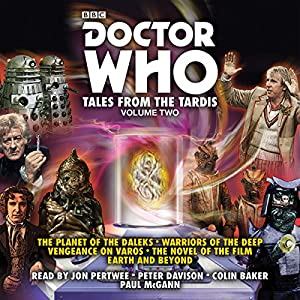 Doctor Who: Tales from the TARDIS: Volume 2 Radio/TV Program