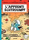 Les Schtroumpfs, tome 7 : L'Apprenti Schtroumpf - Pièges à Schtroumpfs - Roméos et Schtroumpfette par Peyo