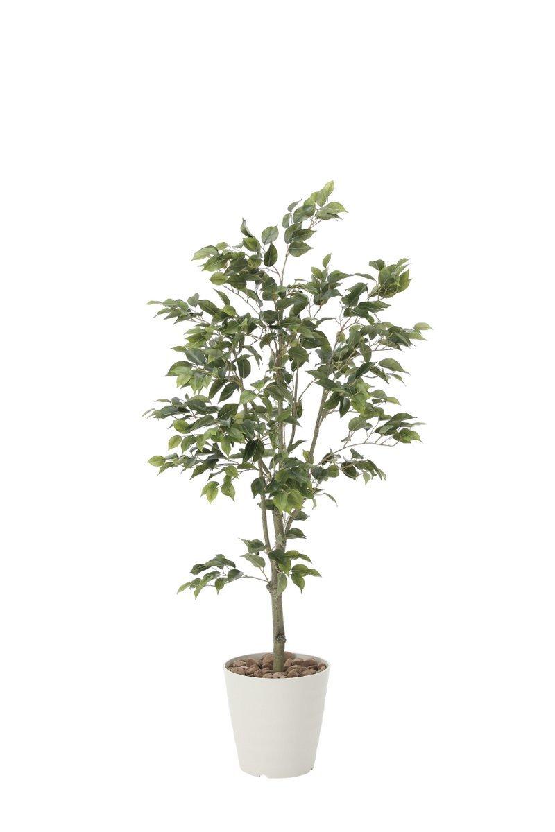 光触媒観葉植物 フィカスツリー1.5 フロアタイプ ハイサイズ 光触媒 フェイクグリーン 御祝 内装 インテリア B07BNQKFBG