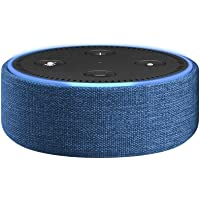 Amazon Echo Dot Case, Indigo Fabric
