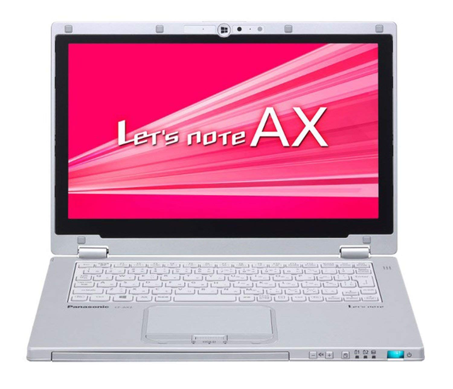 【2018秋冬新作】 【Microsoft Office 2010搭載】 Core【SSD256GB】【Win Let'snote 10搭載】Panasonic Office Let'snote CF-AX2 ■ Core i5-3437U/8GB/SSD 256GB/タッチパネル/Windows10Pro64bit搭載 B07GVMNDMF, 金物PRO:9aff1ce1 --- arianechie.dominiotemporario.com