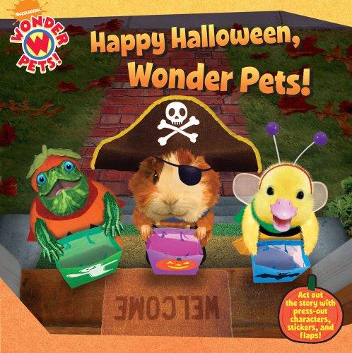 Happy Halloween, Wonder Pets!