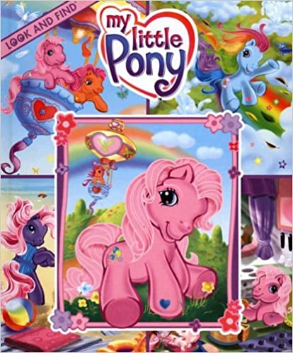 My Little Pony (Look And Find) Download Pdf