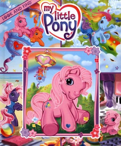 My Little Pony (Look and Find)
