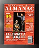 img - for Beekman 1802 Almanac - Premier Issue, Fall-Winter, 2015. Food, Home, and Garden Inspiration Fresh from the Farm book / textbook / text book