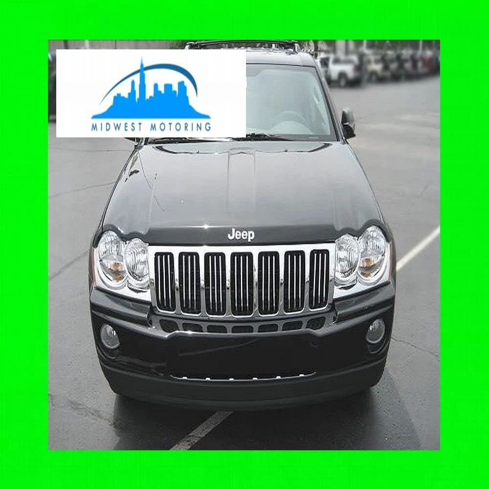 New Bumper Trim For Jeep Grand Cherokee 2005-2010