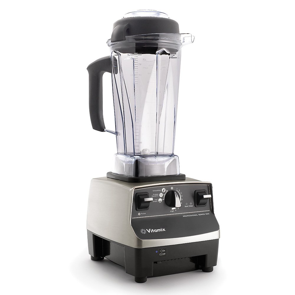 Vitamix 500 Professional Series, Brushed Stainless Finish