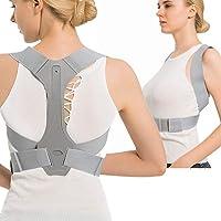 lifevv Back Posture Corrector for Kids & Women & Men + Adjustable Breathable - Effective and Comfortable Posture Brace…