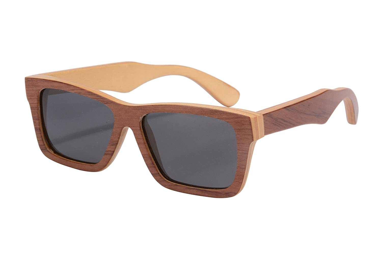 SHINU Polarisierten Sonnenbrillen Handarbeit aus Holz