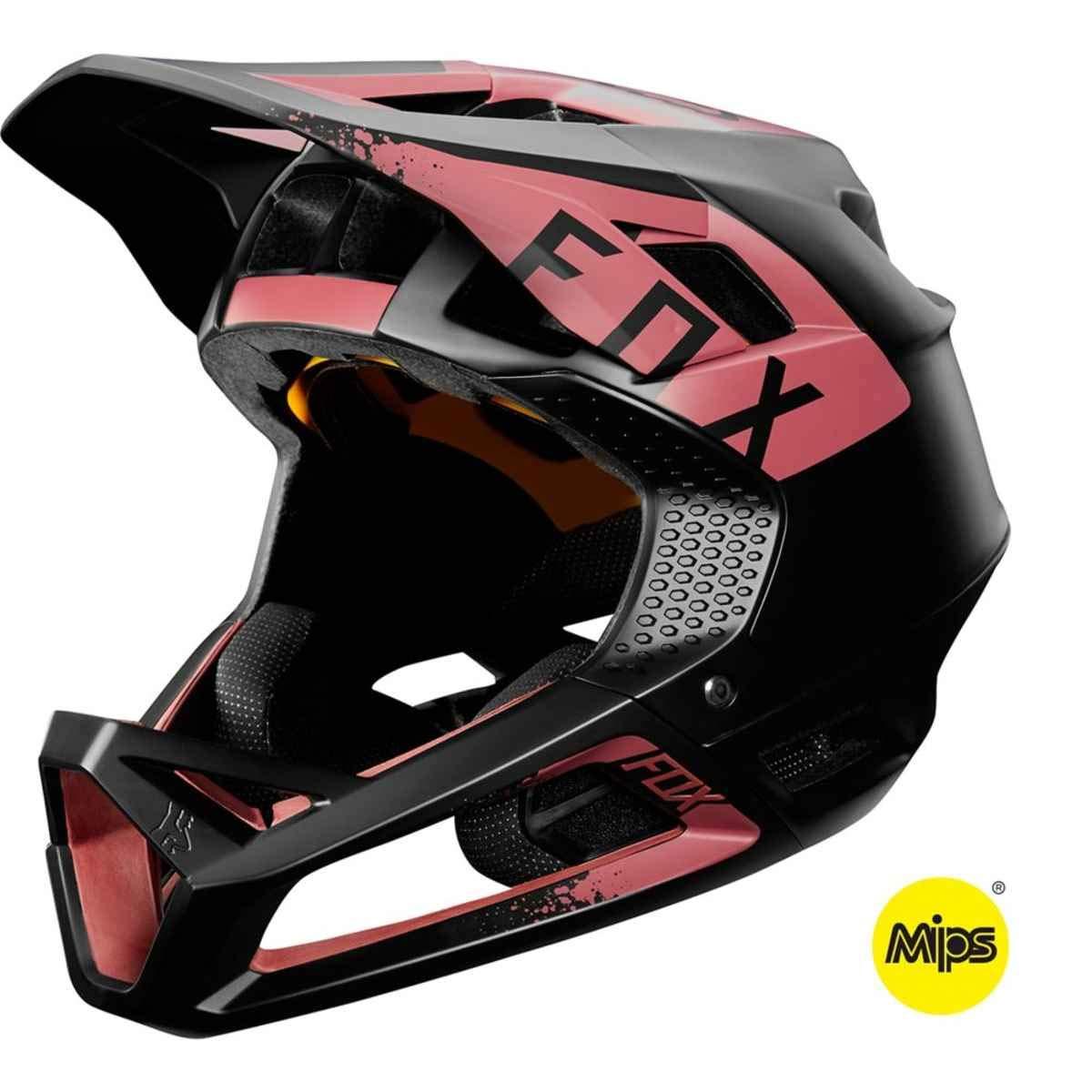 Fox Racing Proframe Helmet Dusty Rose, M